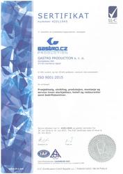 Sertifikat ISO 9001:2015